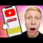 Get Paid to Share YouTube Videos? ($500 to $700) Make Money Online
