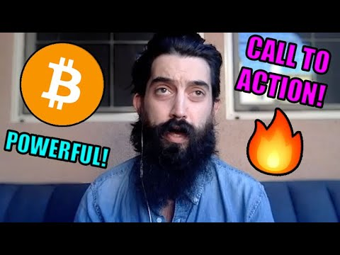 POWERFUL MESSAGE TO ALL BITCOIN HOLDERS! Brian Harrington Calls On EVERYBODY In Cryptocurrency!
