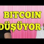 Bitcoin Sert Düşüşe Geçti! Düşüş Devam Edecek mi?
