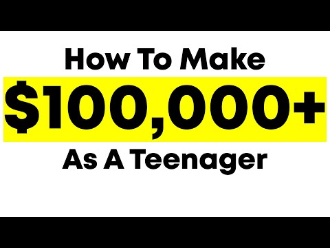 How To Make Money Online As A Teenager ($100,000+ At Age 18)