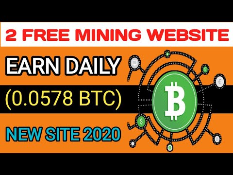 New Free Best Bitcoin Mining Site 2020, Earn Daily 0.034 BTC, Best Free Bitcoin Earning Site 2020