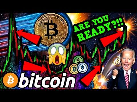 BITCOIN PERFECT STORM!!!! HERE COMES THE MOONSHOT!!! BIDEN BTC VICTORY!?!