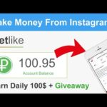 GetLike.io - Make Money Online By Using Instagram 2020   Earn Daily $100 USD Live Proof Urdu Hindi