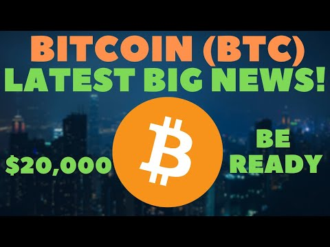 WARNING!! Be Ready For Bitcoin! Latest BIG News! Price analysis! Stimulus Package & More!
