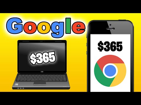 EARN $365 DAILY FROM GOOGLE *FREE* [Make Money Online]