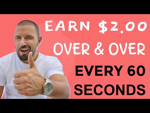 Earn $2.00 Over & Over Again With Auto Click System ( Make Money Online )