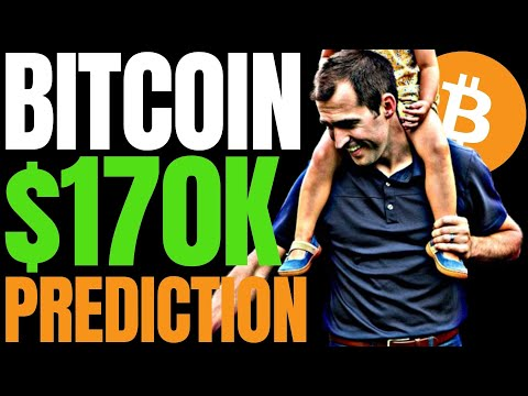 BITCOIN COULD SURGE 1,000% AND REACH $170K IF NOVEMBER BREAKS MONTHLY ATH CLOSE SAYS JOSH RAGER!!