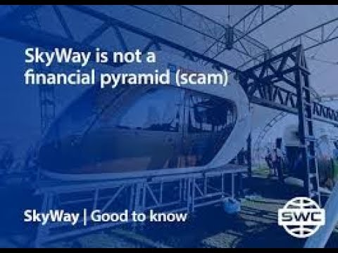SCAM or Bitcoin?(SkyWAY) 2017