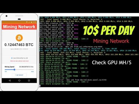 Legit Free Bitcoin Mining CPU+gpu   Free Bitcoin Miner Software   Minerstart  Phone mining