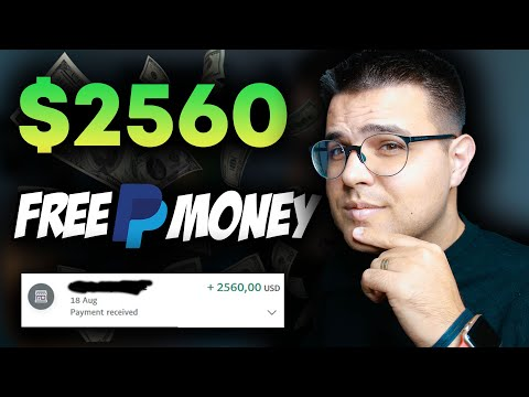 Make Money Online ✅ Earn $2560 FREE PayPal Money From THIS NEW METHOD