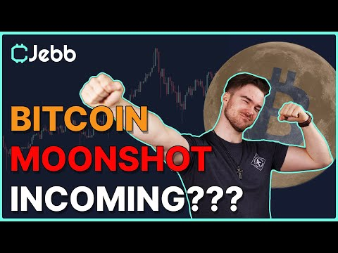 HUGE BITCOIN BREAKOUT INCOMING!!! - VOLATILITY RETURNS AFTER THIS KEY MOMENT!