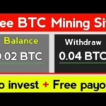 free btc Mining site 2020 | New Bitcoin Mining site 2020 | free Bitcoin Mining 2020