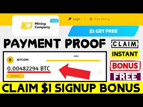 New Bitcoin Mining site with Live payment proof.