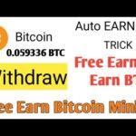 $3 Free Bonus Free Bitcoin Cloud Mining Site 2020 Earn Free Bitcoin Bitcoin Mining USD Giveaway