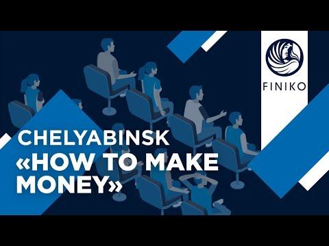 How to make money? Online. Chelyabinsk