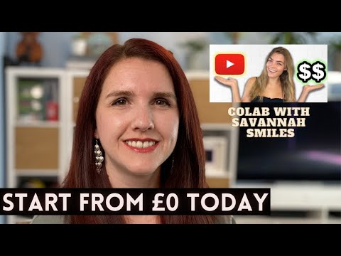 HOW TO MAKE MONEY ONLINE - Reflections from building a 6-figure business with @Savannah Smiles