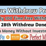 New Free Unlimited Bitcoin Website 2020 | How To Make Money Online 2020 | How To Make Money