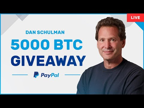 Dan Schulman about PayPal future   Bitcoin (BTC) & Cryptocurrency
