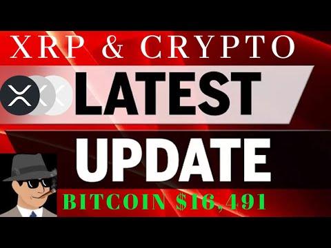 Bitcoin $16,491! Spark Clarity, Ripple Threatens Regulators! + Ripple XRP Price & News!