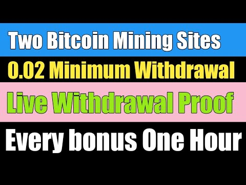 Two New Bitcoin Mining Website 2020 | New Cloud Mining Website 2020 | Daily Free Btc | Ahmad Online