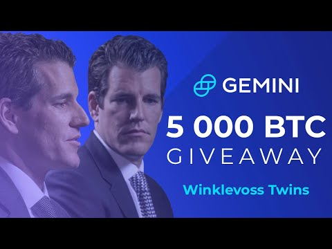Gemini Exchange Event | Bitcoin (BTC) & Cryptocurrency, Bitcoin future & Tech