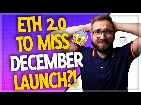 Ethereum 2.0 will be delayed, BTC bull run, & crypto news! // Crypto Over Coffee ep 40