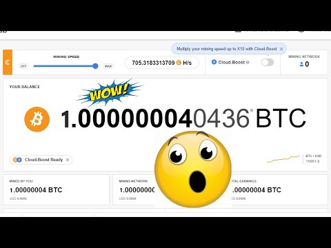 Free & Easy Way Bitcoin Mining Software in 2020   LEGIT!!!