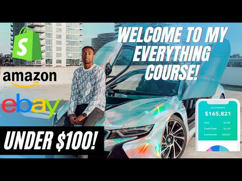 ⭐️ I'm Teaching EVERYTHING That I Know About Making Money Online