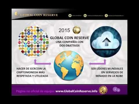 61. Global Coin Reserve – Presentación de negocio 2015 (parte 1)