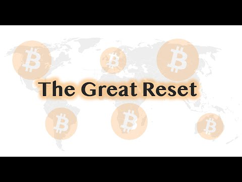 The Great Reset - Bitcoin Mining ASICs Briefly Shown During WEF Conference - November 16th 2020