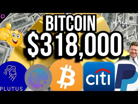 TOP CRYPTO NEWS $318,000 Bitcoin from CitiBank IN 2021!