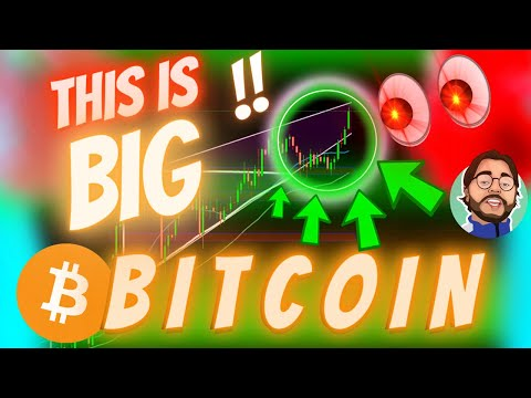 BITCOIN IS **DOING THE UNTHINKABLE**?! - WHY THIS COULD GET CRAZIER THAN THOUGHT....