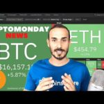 Settimana CRUCIALE per BITCOIN - CryptoMonday NEWS w46/'20