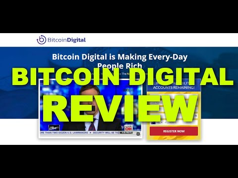 Bitcoin Digital Review, Scam Or Legit Trading App? Find Out!