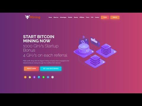 Bitcoin Cloud Mining Site | Live Withdrawal | Scam or Legit | stockmining.biz |