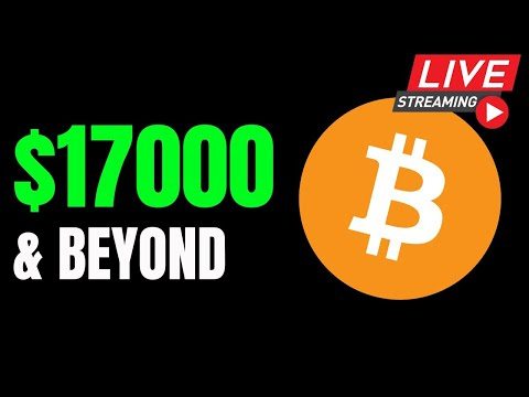 Bitcoin at $17,000 & Beyond // $300,000 End of 2021?