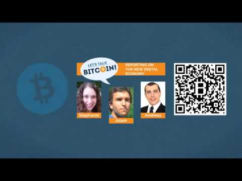 Let's Talk Bitcoin! #203 - Digging in