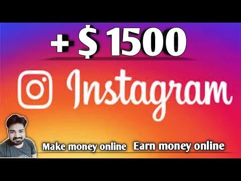  make money online     earn money online   how to earn money from instagram  vikas ingle