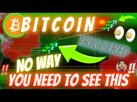 SHOULD THIS BITCOIN PATTERN CONCERN YOU!?! THE *BIG EVENT* WE'VE WAITED YEARS FOR
