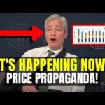 Ripple XRP PRICE PROPAGANDA!!! It's HAPPENING RIGHT NOW! | Jamie Diamon Bitcoin News