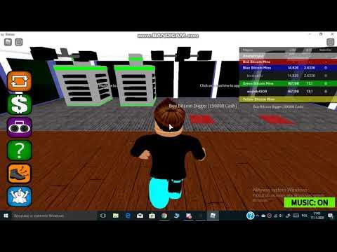 Bitcoin mining simulator Roblox