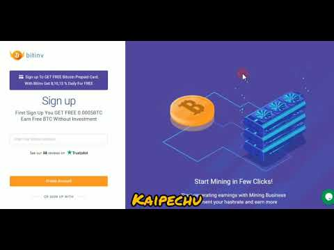 New Bitcoin Mining 0.00049537 Site Per Day Earning without investment/Free Crypto Mining/Bitcoin