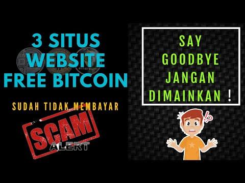3 Situs Website Penghasil Bitcoin Sudah Tidak Membayar | Free Cloud Mining Scam