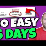 Earn Money Online Quick and Easy [Over $2,500 1 Week Proof]