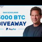 Dan Schulman: PayPal Cryptocurrency Bitcoin BTC Update Announcement