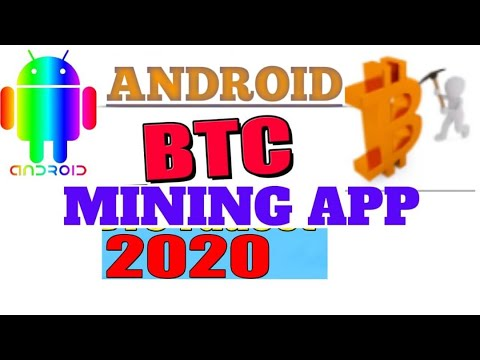 ANDROID BITCOIN MINING SOFTWARE APP 2020 | MINE 0.15 BTC on Android phones.