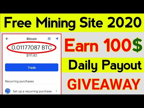 Bitcoin Generator || New Bitcoin mining website || Free Bitcoin mining || Mine Free Btc mining site