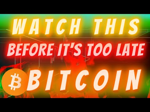 BITCOIN JUST **UNLEASHED THE FLOODGATES**!! - WHAT HAPPENS NEXT?! WATCH *BEFORE* NOVEMBER 22ND