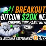 $20K BITCOIN THIS WEEKEND?! 🚨 CORPORATIONS PANIC BUYING BITCOIN! ETHEREUM 50% PUMP INBOUND?!