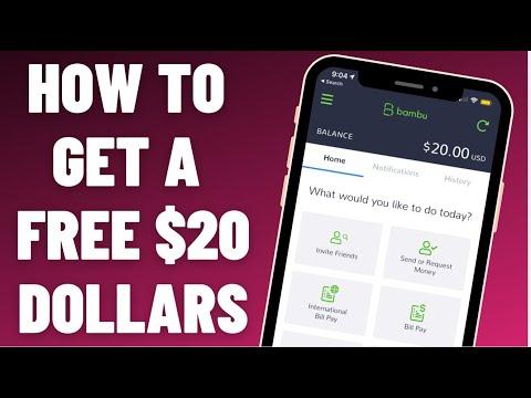 How To Make $20 Using One App! (Make Money Online) #short